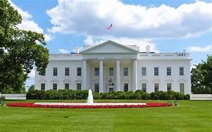 Washington DC. The White House HD desktop wallpaper ...