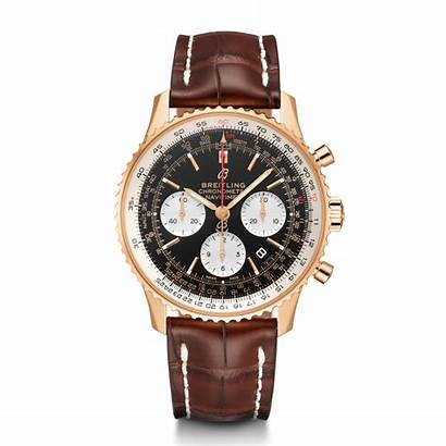 Breitling B01 Navitimer Chronograph Bracelet Brun Montre