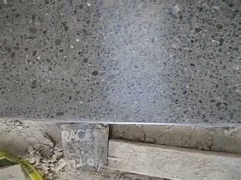 Polished Concrete Exposed Aggregate   YouTube