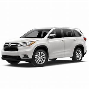 Toyota Highlander Service Manual 2013-2016