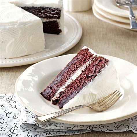 moist cake moist chocolate cake recipe taste of home