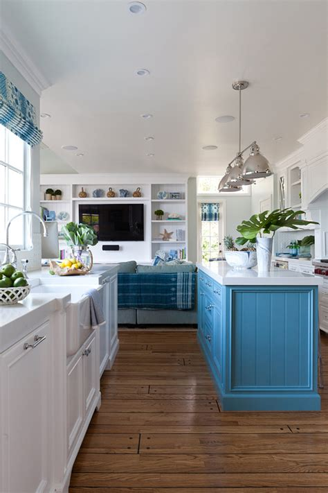 aqua kitchen island llh interiors house of turquoise 1326