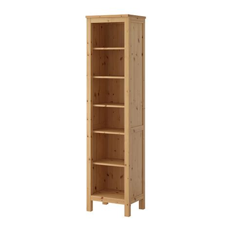 Tall Billy Bookcase by Hemnes B 252 Cherregal Hellbraun Ikea