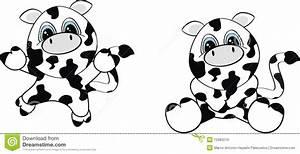 Pole Position Dessin Animé : positionnement de dessin anim de vache illustration de vecteur illustration du saut l ment ~ Medecine-chirurgie-esthetiques.com Avis de Voitures
