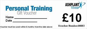 personal training gift vouchers birmingham solihull With personal trainer gift certificate template