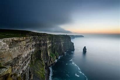 Ireland Cliffs Moher Cliff Landscape Wallpapers Desktop