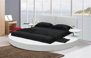 Lit Rond But : le lit rond bonne ou mauvaise id e tout sur les matelas ~ Teatrodelosmanantiales.com Idées de Décoration