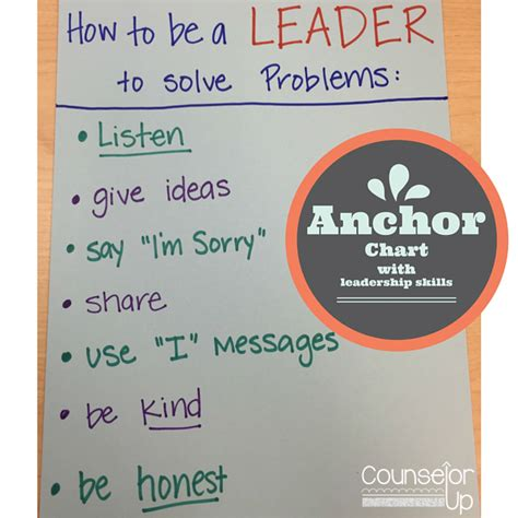 lessons  leadership counselor