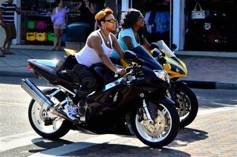 black motorbike black motorcycle week myrtle beach hotcarstv tv female