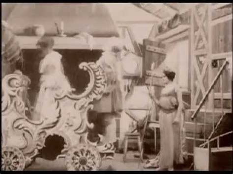 george melies dissolve cinderella 1899 1st dissolve transition georges