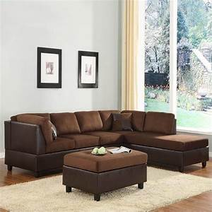 trent home comfort living sectional sofa in brown 9909ch 3 With home comfort living room furniture