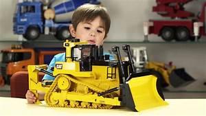 Bruder Toy Expert Bulldozer Review Episode  004