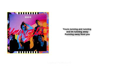 5sos  Youngblood ; Lyric Video Chords Chordify