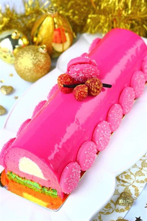 323 best buche de noel images on pastry shop biscuits and desserts