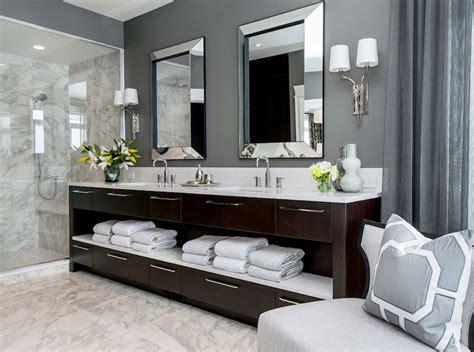 Atmosphere Interior Design-bathrooms-gray Walls, Gray