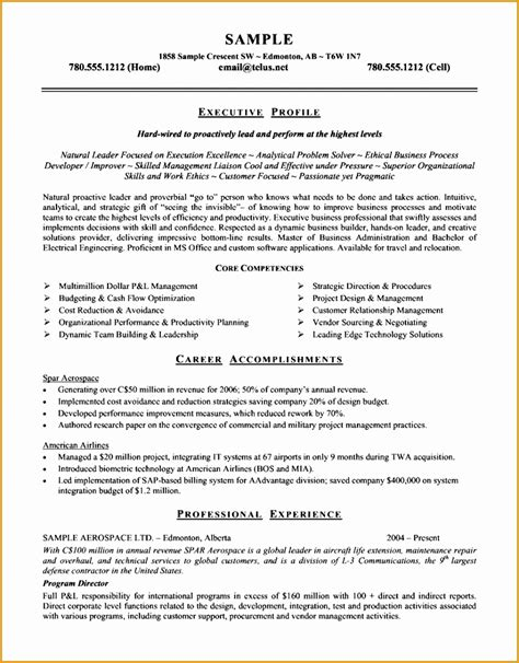 Airline Resume Format by 8 Senior Executive Manufacturing Engineering Resume Free