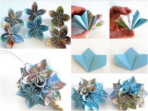 diy new york wedding with amazing paper flower decorations