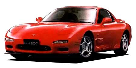 mazda efini rx type  catalog reviews pics specs