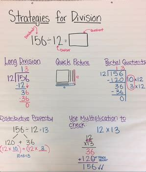 division strategies   grade  rebeccas room tpt