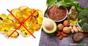 Omega 3 Fettsäuren Lebensmittel : diese pflanzlichen lebensmittel sind reich an omega 3 fetts uren ~ Frokenaadalensverden.com Haus und Dekorationen