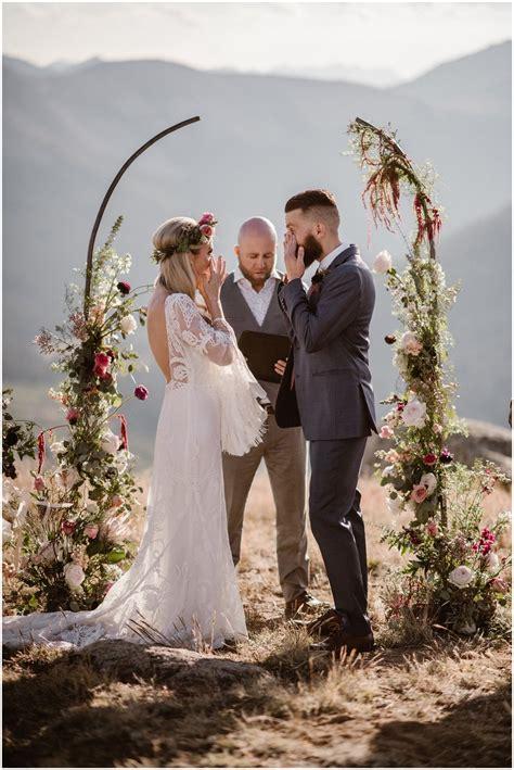 elopement ceremony ideaswhat     elopement