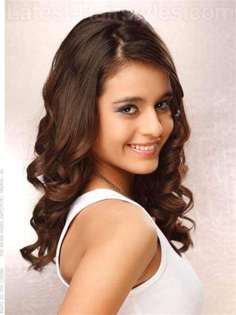 simple hairstyles  prom