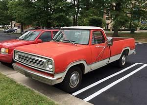 1974 Dodge D200