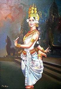 Khmer Apsara | Welcome to My Blog