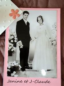Cadeau 50 Ans De Mariage Parents : carton invitation pour les 50 ans de mariage de mes parents de scrap et d 39 autres ~ Melissatoandfro.com Idées de Décoration
