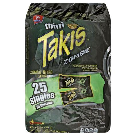 takis zombie barcel flavor nitro smart final