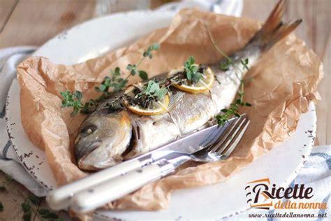 Come Cucinare L Orata Al Forno by Orata Al Forno Ricette Della Nonna