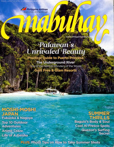 el nido palawan cover photo philippine airlines
