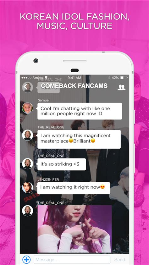 kpop amino   pop entertainment android apps