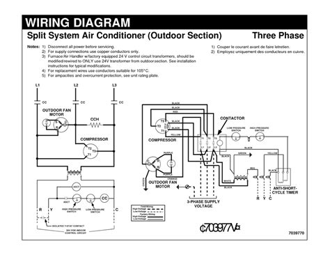carrier split ac wiring diagram wiring diagram and