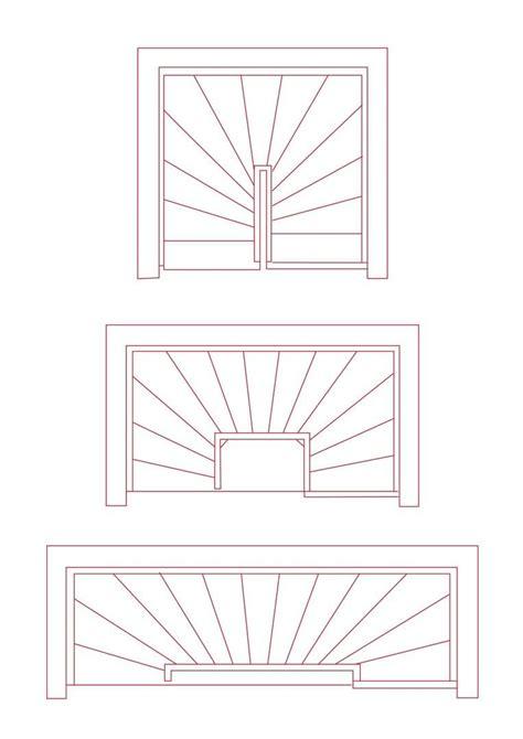 Treppe Gewendelt Konstruieren by 1 4 Gewendelte Treppe Konstruieren Wohn Design