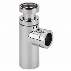 Siphon Extra Plat Lavabo : siphon de lavabo design rond salle de bains ~ Dailycaller-alerts.com Idées de Décoration
