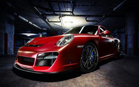 turbo porsche red porsche 911 turbo red car garage photo wallpaper