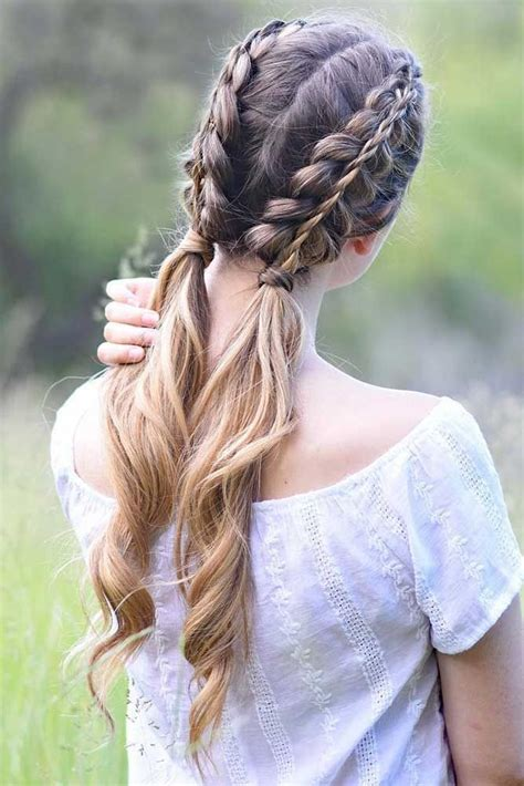 39 gorgeous winter hairstyles for long hair