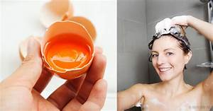 How To Use Egg Yolk And Egg White For Hair Stay