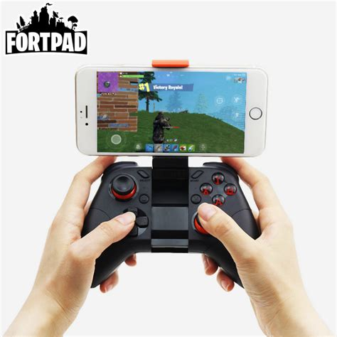 fortpad mobile controller fortnite edition fort plug