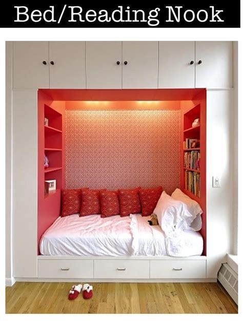 turn closets into reading nooks trusper