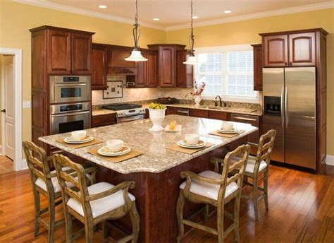 kitchen island cabinets 32 kitchen islands with seating chairs and stools 1855