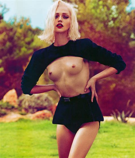 Sasha Pivovarova Nude Pics Page 1