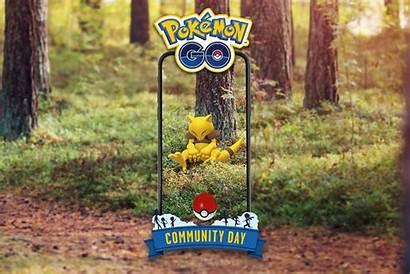 Pokemon Community Abra Event