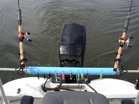 Fishing Rod Holders For Bass Boats by I Need Rod Holders In The Back Of The Boat