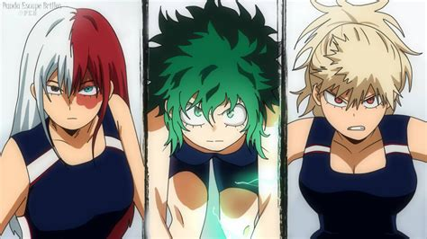 Pool Competition Mha Genderbend Bnha By Peb99 On Deviantart