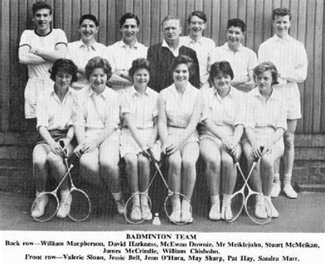 Carrick Academy Class of 1961