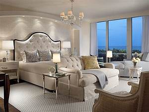 Beautiful, Romantic, Master, Bedroom, Design