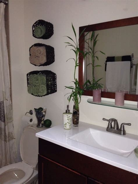 small bathroom decorating ideas on pinterest