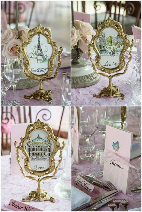 ideas  paris themed weddings  pinterest
